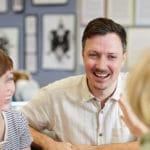 Staff at Quintilian School Year 6 Male Teacher