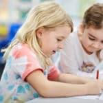 Whole school friendship strategy. Year 2 girls. Quintilian School